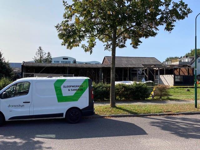Asbestsanering en sloopwerk Veenendaal